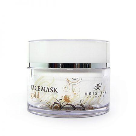 Natuurlijke Goud gezichtsmasker