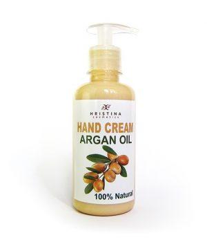 natuurlijke handcrème