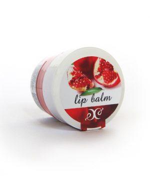 Natuurlijke lip balm