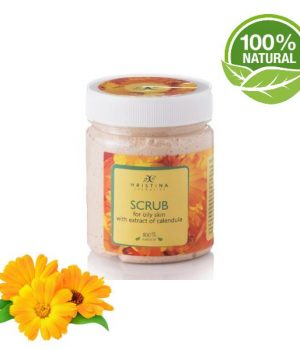 calendula peeling / scrub