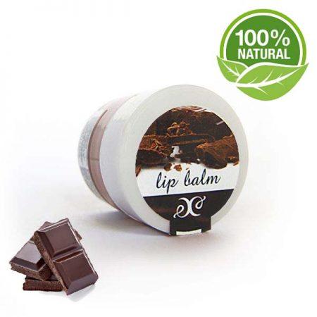 lippenbalsem chocolade