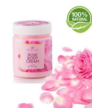 Rose body crème 200 ml
