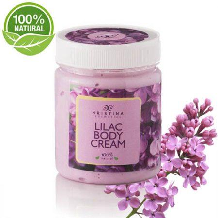 lilac sering bodycreme