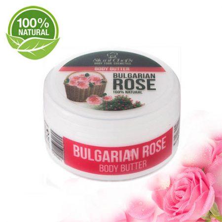 rose body butter