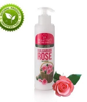 rose bodylotion